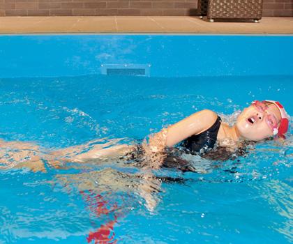 プール授業対策・泳ぎかた動画2選