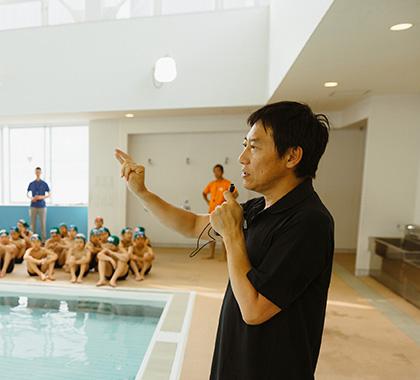 鈴木大地 スポーツ庁長官</br>インタビュー