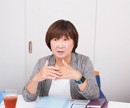 杉山芙紗子さんインタビュー