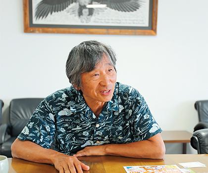 辰野勇さんインタビュー
