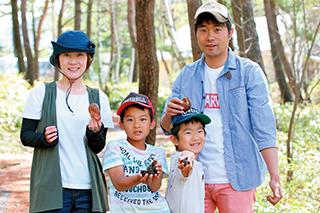 自由研究も完成!親子キャンプ&森のフシギ探検