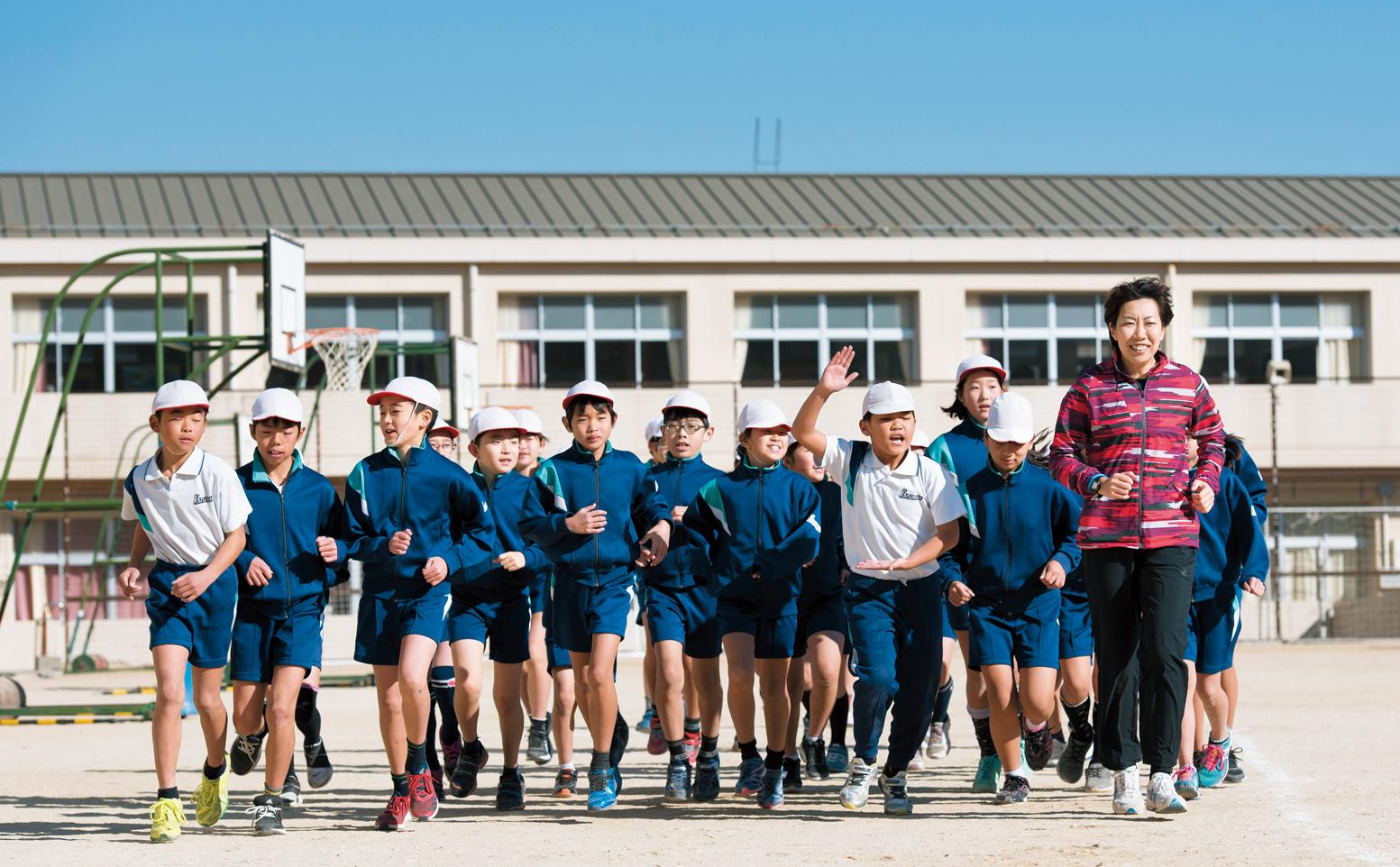 【だれでもできる!】中村友梨香さんの持久走 楽に長く走れる練習のコツ