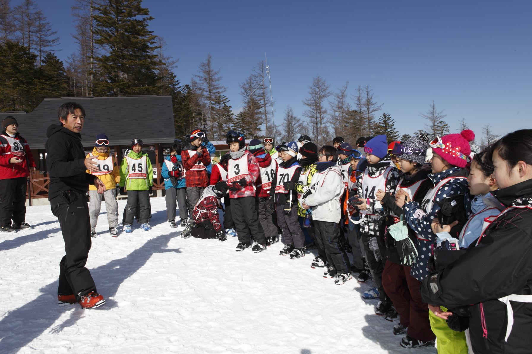 【冬9号掲載】荻原健司さんインタビュー&スキー教室のお知らせ